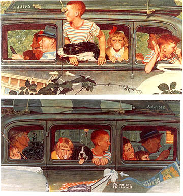 Visit The Norman Rockwell Museum at Stockbridge
