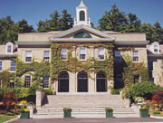 Berkshire School main building.
